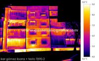 Termografia Abetxuko Errepidea 4, Vitoria-Gasteiz