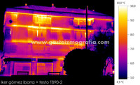 Termografía Agirrelanda Kalea 1, Vitoria-Gasteiz