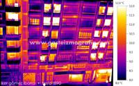 Termografía Avenida Gasteiz 29, Vitoria-Gasteiz