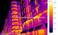 Termografía Avenida Gasteiz 48, Vitoria-Gasteiz