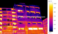 Termografía Avenida Gasteiz 69, Vitoria-Gasteiz