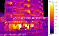 Termografía Calle Alberto Schommer 2, Vitoria-Gasteiz