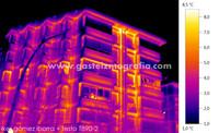 Termografía Calle Alberto Schommer 7, Vitoria-Gasteiz
