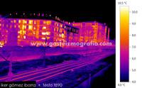 Termografía Calle Alboka 2, Vitoria-Gasteiz