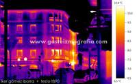 Termografía Calle Beato Tomás de Zumarraga 15, Vitoria-Gasteiz