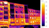 Termografía Calle Beato Tomás de Zumarraga 1H, Vitoria-Gasteiz
