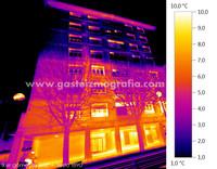 Termografía Calle Bolivia 11, Vitoria-Gasteiz