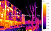 Termografía Calle Castro Urdiales 5, Vitoria-Gasteiz