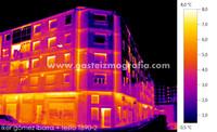 Termografia Calle Castro Urdiales 9, Vitoria-Gasteiz