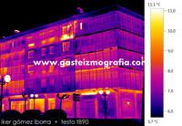 Termografia Calle Cofradia de Arriaga 5, Vitoria-Gasteiz