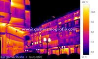 Termografía Calle Cofradia de Arriaga 8, Vitoria-Gasteiz