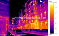 Termografía Calle Diego Martínez de Alava 4, Vitoria-Gasteiz
