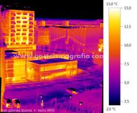 Termografía Calle Duque de Wellington 27, Vitoria-Gasteiz