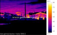 Termografía Calle El Cristo 9, Vitoria-Gasteiz