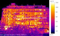 Termografía Calle Federico Baraibar 1, Vitoria-Gasteiz