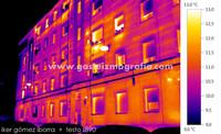 Termografía Calle Flandes 3, Vitoria-Gasteiz