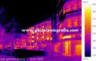 Termografía Calle Florida 1, Vitoria-Gasteiz