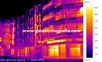 Termografía Calle Florida 3, Vitoria-Gasteiz