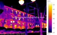 Termografia Calle Heraclio Fournier 14, Vitoria-Gasteiz