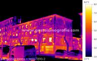 Termografía Calle Heraclio Fournier 20, Vitoria-Gasteiz