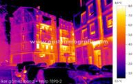 Termografia Calle Juan Bautista Gamiz 11, Vitoria-Gasteiz