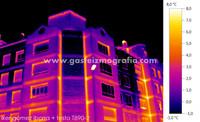 Termografía Calle Juan Bautista Gamiz 2, Vitoria-Gasteiz