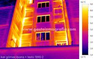 Termografia Calle Juan Bautista Gamiz 6, Vitoria-Gasteiz