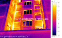 Termografía Calle Juan Bautista Gamiz 6, Vitoria-Gasteiz