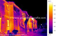 Termografía Calle La Presa 21, Vitoria-Gasteiz