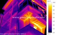 Termografía Calle La Presa 81, Vitoria-Gasteiz