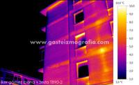 Termografía Calle Las Trianas 1, Vitoria-Gasteiz