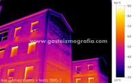 Termografía Calle Los Molinos 4, Vitoria-Gasteiz