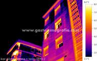 Termografía Calle Los Molinos 4C, Vitoria-Gasteiz