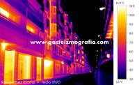 Termografía Calle Manuel Iradier 11, Vitoria-Gasteiz