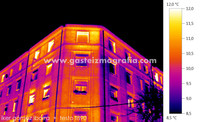 Termografia Calle Nieves Cano 1, Vitoria-Gasteiz