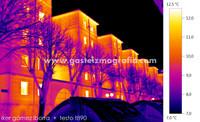 Termografia Calle Nieves Cano 11, Vitoria-Gasteiz