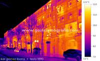 Termografia Calle Nieves Cano 13, Vitoria-Gasteiz