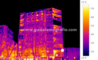 Termografía Calle Nieves Cano 2, Vitoria-Gasteiz