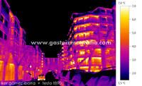 Termografia Calle Olaguibel 58, Vitoria-Gasteiz