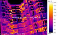 Termografía Calle Pintor Aurelio Verafajardo 8, Vitoria-Gasteiz