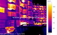 Termografía Calle Pintor Tomas Alfaro 18, Vitoria-Gasteiz