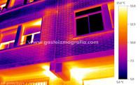 Termografia Calle San Viator 3, Vitoria-Gasteiz