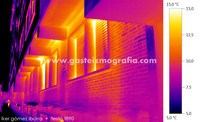 Termografía Calle San Viator 9, Vitoria-Gasteiz