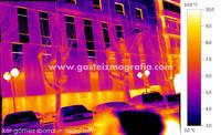 Termografía Centro Cívico El Pilar, Constitución Plaza 3, Vitoria-Gasteiz