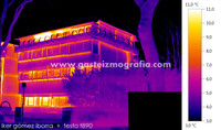 Termografía Cervantes Ibilbidea 7A, Vitoria-Gasteiz