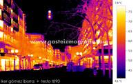 Termografía Constitución Plaza 7, Vitoria-Gasteiz