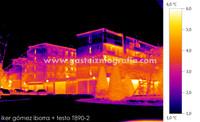 Termografia Cruz Verde Kalea 2, Vitoria-Gasteiz