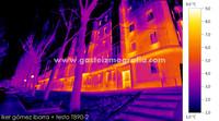 Termografía Naipes Plaza 13, Vitoria-Gasteiz