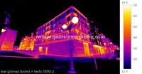 Termografia Naipes Plaza 2, Vitoria-Gasteiz