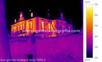 Termografía Paseo de La Senda, 2, Vitoria-Gasteiz